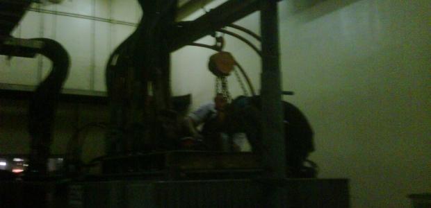 Penggantian Spare Parts Transformator